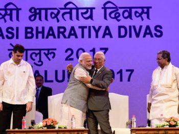 Pravasi Bharatiya Divas, 2017, Bengaluru – a grand success
