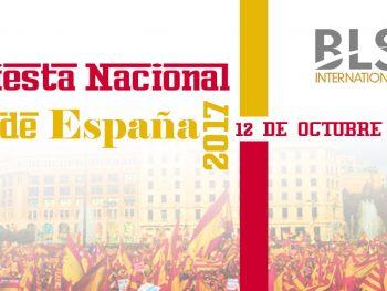Fiesta Nacional De Espana, a Scarlet-Day in Spanish Calendar