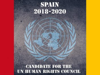 Spain to be a part of The UN Human Rights Council