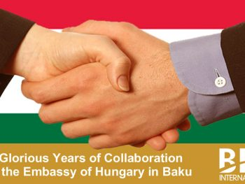 Two Glorious Years of Collaboration with the Embassy of Hungary in Baku, Azerbaijan