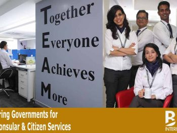 Proficient Human Capital behind Impeccable Services of BLS International