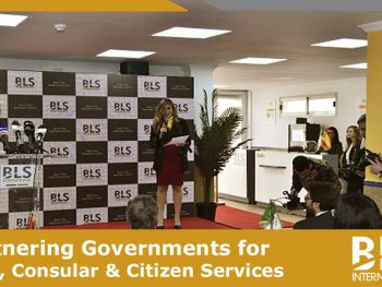 BLS International A Visa & Passport Outsource Company