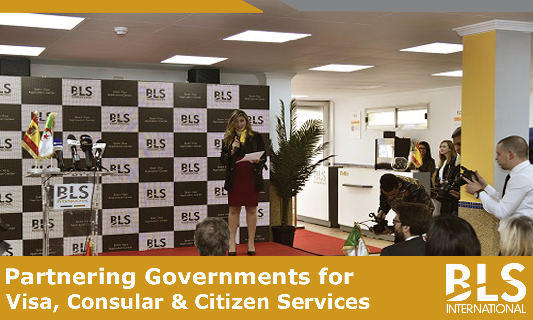 BLS International Inaugurates its Spain Visa Application Centre in El-Biar, Algeria