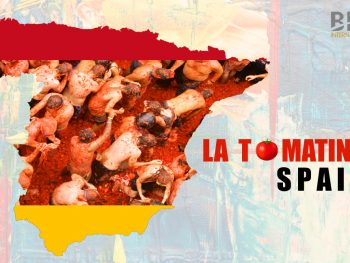 La Tomatina, the World's Largest Food Fight Festival in Spain