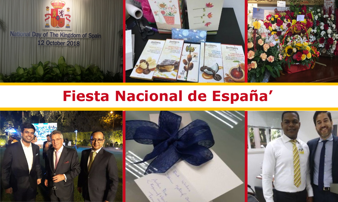 BLS International Joins Hands on the Ecstatic Occasion of Spain National Day